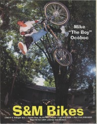 1994_Oct_SnapBmx_Mike_theboy_Ad