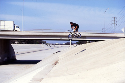 Barspin into bank