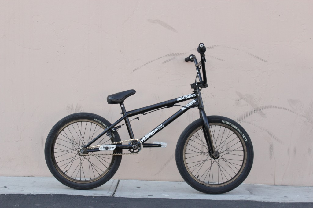 Ryan Russell's 19.5 Intrikat Street Bike