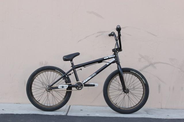 Ryan Russell's 19.5 Intrikat Street Bike