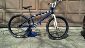 "Nuge's 24"" Dirt Bike"