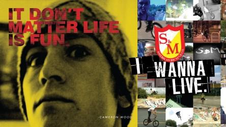 I Wanna Live: Cam Wood