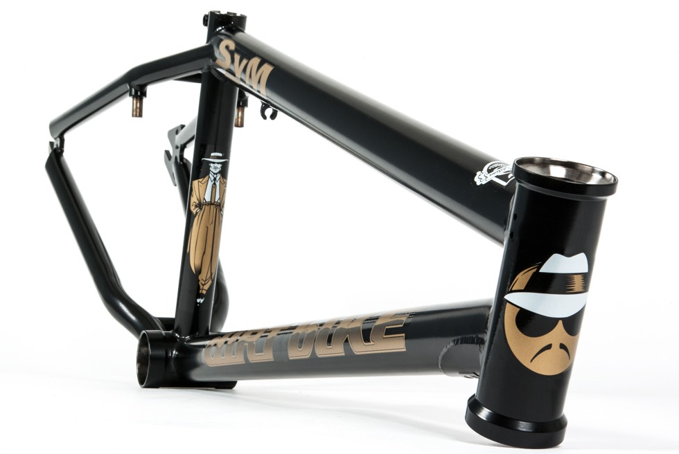custom dirtbike frame - Dirt Bike Frame