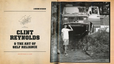 Clint Reynolds Interview - August 2014 Issue
