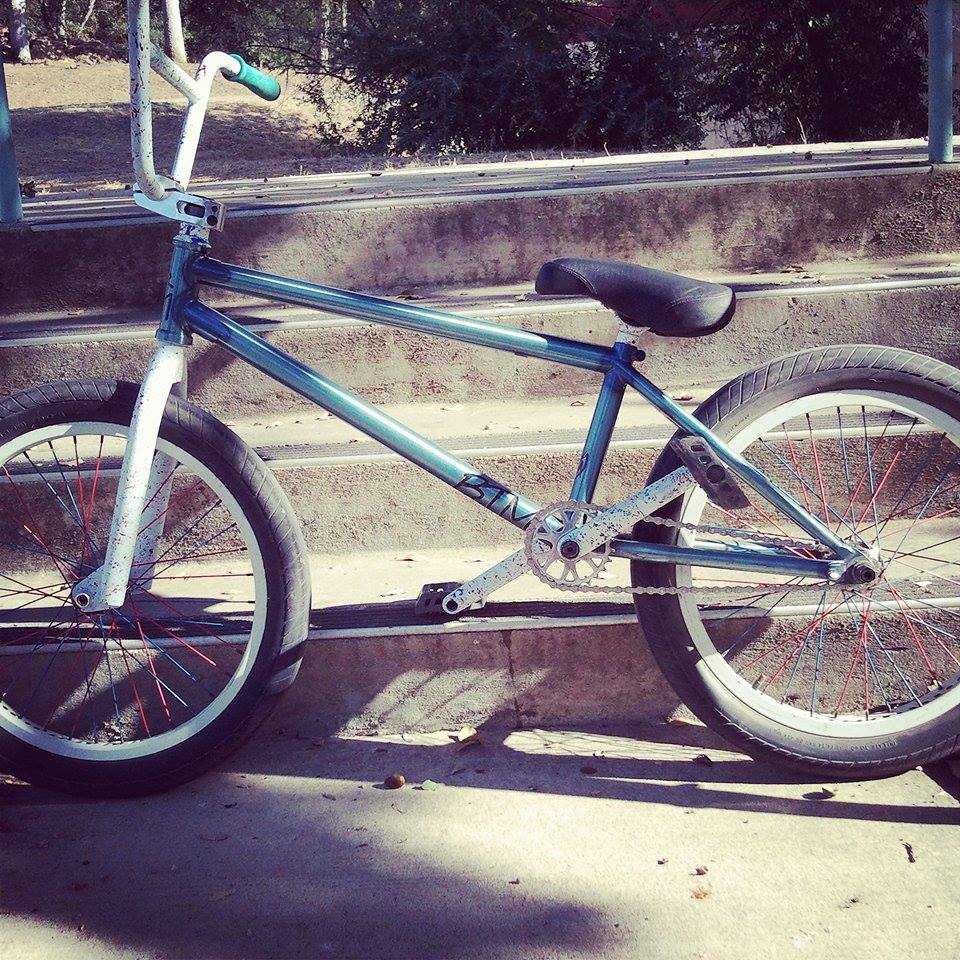 Wyatt Abbott's s&m btm – S&M Bikes