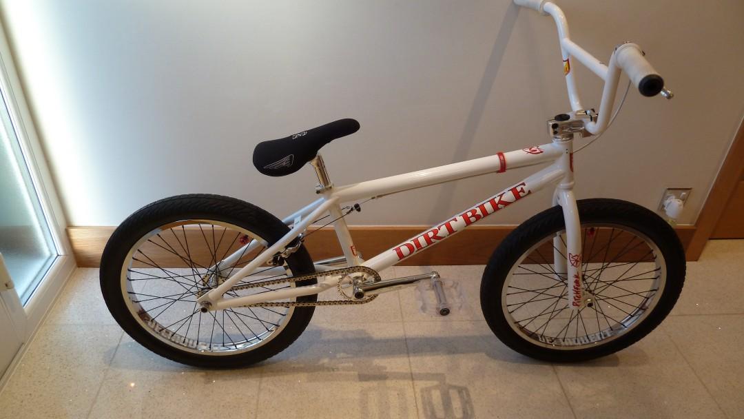 Al Farmiloe S Dirtbike