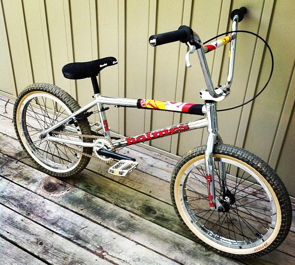 Fit Bikes Chrome