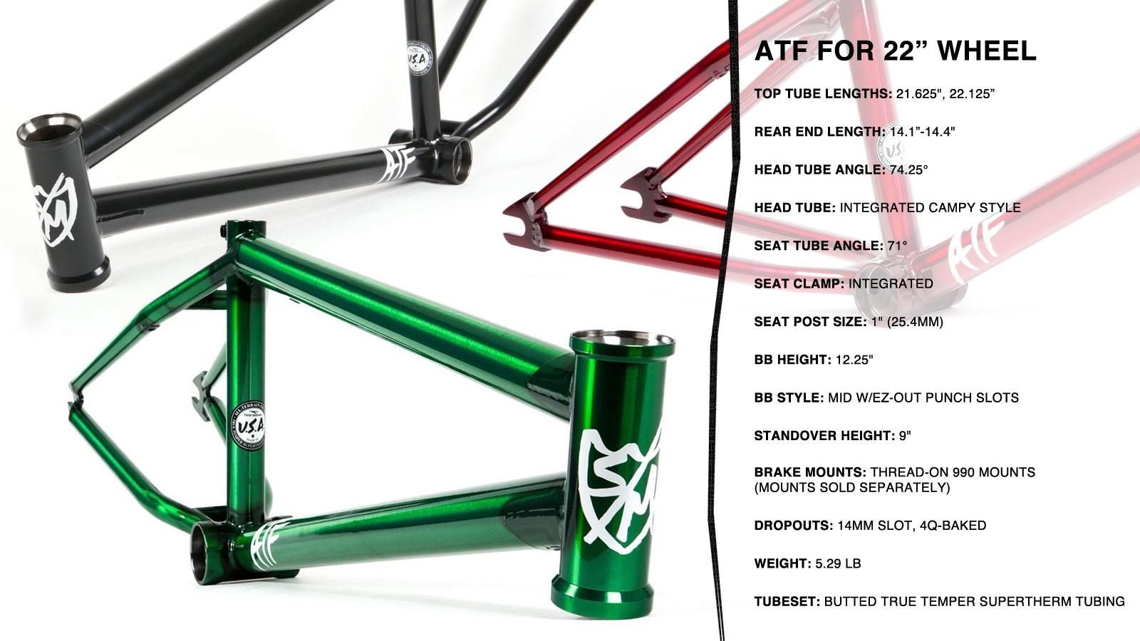 Product: S&M Bikes - 22\