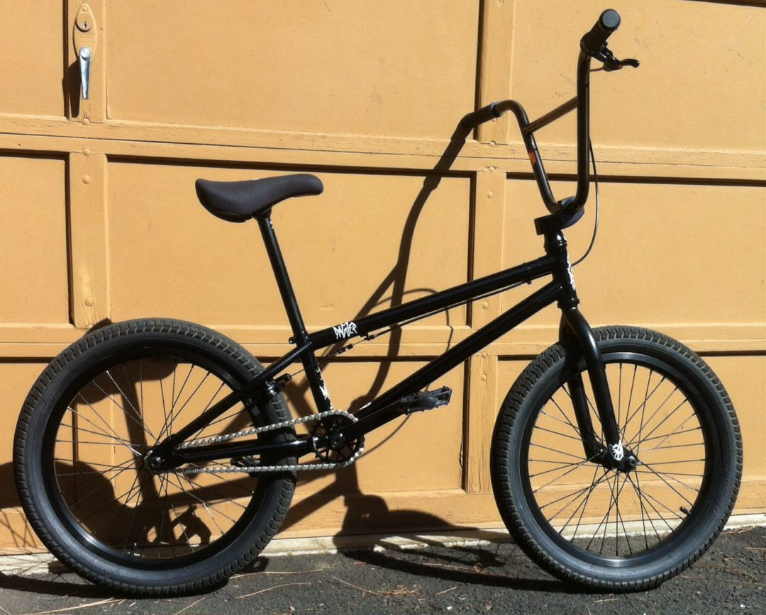 Don Sunderland S Dagger 20 5 Tt Gloss Black S Amp M Bikes
