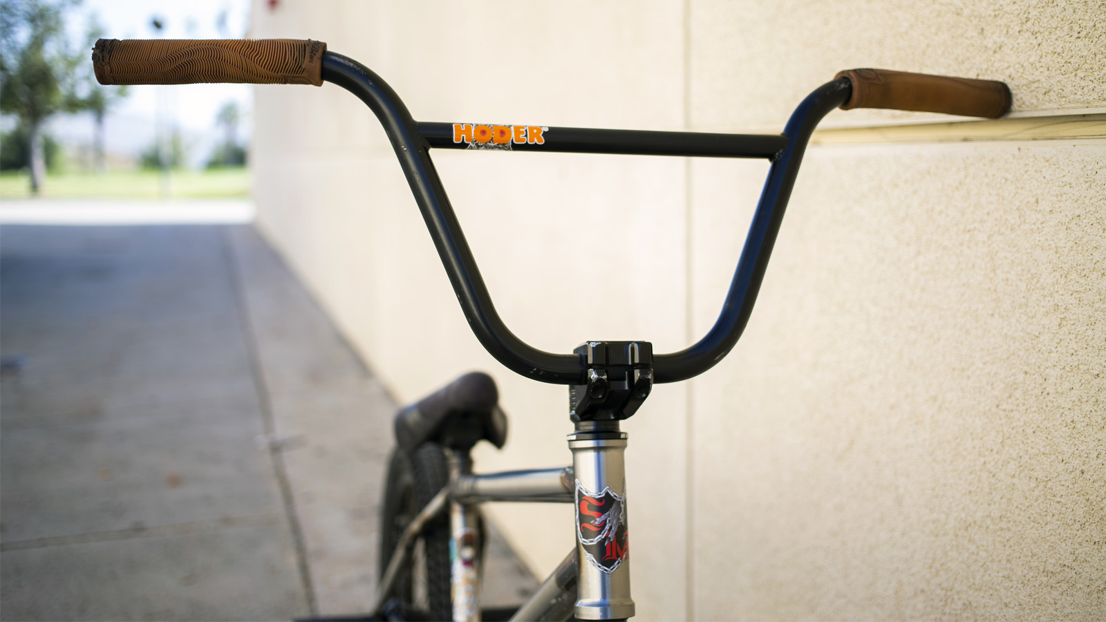 Hoder High bars and Hoder Grips