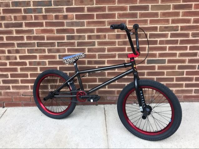 S/&M BMX BIKE CHALLENGER BICYCLE STEM SHIELD WRAP FIT CULT SUNDAY PRIMO ODYSSEY