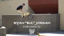 "Ryan ""Biz"" Jordan – Welcome to the team!"